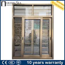 samples of finished aluminium windows samples of finished