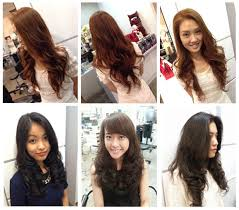 body wave perm hairstyle before and after on short hair the 5 best hair salons for perming in singapore thebestsingapore com