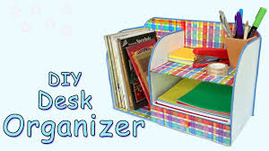 Cheap Desk Organizers by Diy Desk Organizer Ana Diy Crafts Youtube