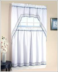 Kitchen Curtain Sets Clearance by 16 Pictures Of Kitchen Curtains At Walmart Best Living Room