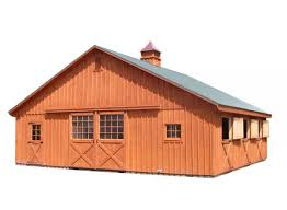 Shed Row Barns For Sale Amish Built Horse U0026 Monitor Barns For Sale In Catskill Ny Amish