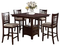5 pc dining table set stylish 4 chair dining table set sets pinterest room amazing for 4