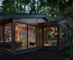 wood houses wood house