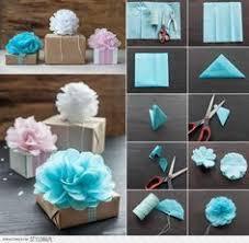 blumen geschenke zur hochzeit die besten 25 servietten blumen ideen auf blumen aus