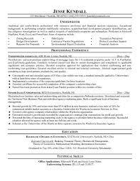 underwriter cover letter loan processor cover letter