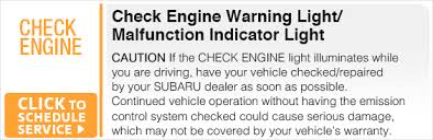 subaru vehicle dynamics control warning light subaru dashboard indicator light service information