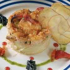 recette de cuisine a base de pomme de terre gratin de pommes de terre chérie au crabe cuisine plurielles fr