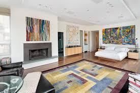 captivating lighting fixture for modern large living room design