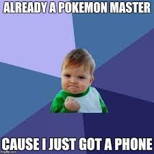 Pokemon Kid Meme - successful pokemon kid imgflip