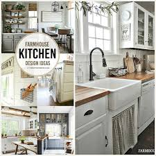 Farmhouse Kitchen Designs Photos by Farmhouse Kitchen Decor Ideas The 36th Avenue