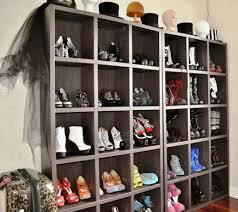 shoe rack organizer for closet home design ideas