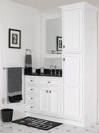 bathroom good combination of black and white bathroom cabinet