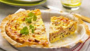 la recette de cuisine com quiche au thon facile et pas cher recette sur cuisine actuelle