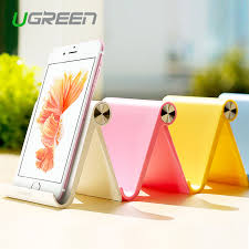 Cell Phone To Desk Phone Ugreen Universal White Mobile Phone Stand Flexible Desk Phone