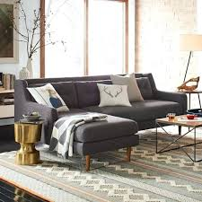West Elm Sectional Sofa West Elm Sectional Dynamicpeople Club