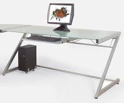 Glass Computer Desk 20 Ways To Modern Glass Computer Desk