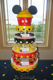 mickey mouse cake the partiologist mickey mouse cake