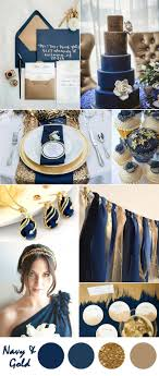wedding colors ten most gorgeous navy blue wedding color palette ideas for 2016