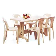 plastic round table and chairs plastic kitchen table and chairs outdoor furniture recycled plastic