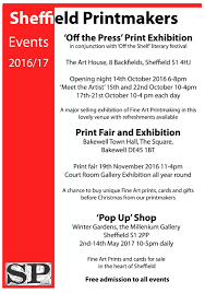 exhibitions u0026 events sheffield printmakers