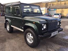 used land rover defender used land rover defender 90 suv 2 5 td5 county 3dr in east ardsley