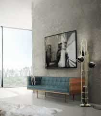 Vintage Retro Floor Lamp Neil Mid Century Modern Floor Lamp Delightfull