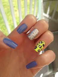 86 best yellow purple nail art images on pinterest purple nail