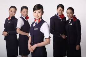 airline cabin crew cabin crew of china eastern airlines voted most stylish asia