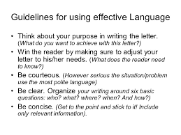 letter writing the importance of writing letters letter formats