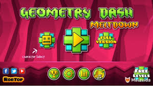 geometry dash full version new update download geometry dash meltdown for pc geometry dash meltdown on pc