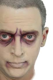 How To Apply Halloween Makeup by How To Apply Zombie Makeup You Mugeek Vidalondon