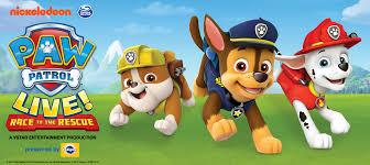 paw patrol live u201crace rescue u201d skypac bowling green ky