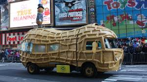 what time is the macys thanksgiving day parade sometimes you feel like a nut sometimes you just drive one bay