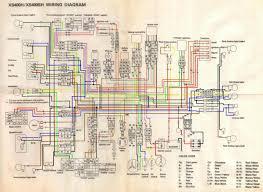 Xs Floor Plan by Xs400sh Wiring Diagram Jpg 11977 1280 935 Xs 400 Pinterest