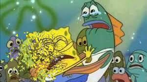 Spongebob Meme Maker - disintegration effect i don t feel so good know your meme