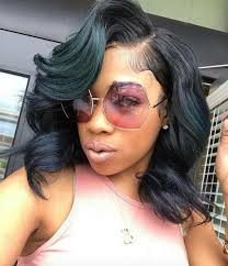 which hair is better for sew in bob kayabrigette buns and updo s pinterest bobs hair