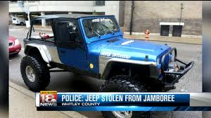 jeep christmas stocking police looking for jeep stolen from jeep jamboree quadratec