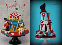circus cake toppers circus cakes cake magazine cake magazine