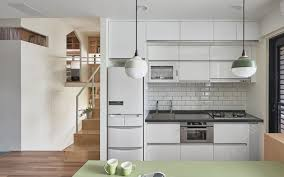Kitchen Design Studio Hao Design Renovates Compact Taiwanese Apartment