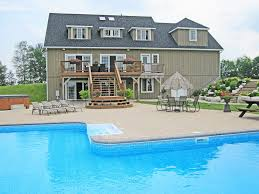 home with pool luxury home with pool tub homeaway grey highlands