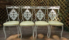 Wrought Iron Patio Furniture Manufacturers Vintage Wrought Iron Patio Furniture Manufacturers U2014 Home Design