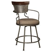Bar Stool Top Sofa Alluring Charming Ashley Furniture Bar Stools Top 32 Best