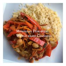 The Best Protein Bars Orlando Dietitian Nutritionist by Moroccan Fish Over Whole Grain Couscous
