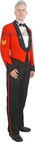 British Soldier Halloween Costume British Army Mess Uniform Boston Costume
