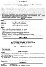 Resume Sample Format For Beginners by Resume Sample Profile Description How I Can Get A Job How To