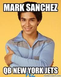 Mark Sanchez Memes - sanchez