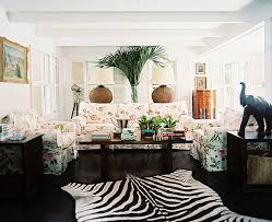 Tropical Living Room Decorating Ideas Living Room Greenery In A Tropical Living Room Decorating Ideas