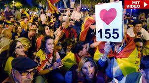 zoff mit katalonien spanien premier zeigt kompromisslose härte