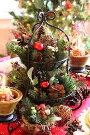 243 best christmas tablescapes images on pinterest christmas