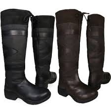 s yard boots uk adults waterproof yard stable walking leather country